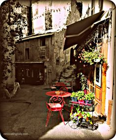 France | french cafe