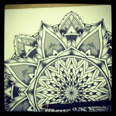 Solstice Mandala Project Day003 by OrgeSTC.deviantart.com on @deviantART