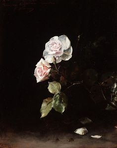 Roses, Francisco Domingo Y Marqués, 1891