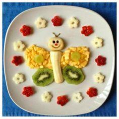 Obst für Kinder - Rezepte Nachtisch
