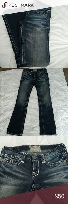 "Big Star ""Liv Boot"" jeans Excellent condition Big Star ""Liv Boot"" jeans. Size 27L. Inseam 32"". Big Star Jeans Flare & Wide Leg"