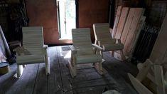 Кресло для отдыха. — Сообщество «Сделай Сам» на DRIVE2 Patio Chairs, Outdoor Chairs, Outdoor Decor, Diy Furniture Chair, Outdoor Furniture, Camping Chair, Diy Pallet Projects, Porch Swing, Building