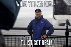 JIM CANTORE, BROADCASTING LIVE FROM MOBILE TODAY! February 23, 2016