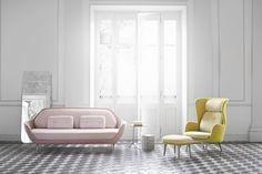 Pastel et naturel s'invitent dans votre intérieur pour un style frais et printanier. #LeBonMarche #Tendance #Trend #EspritSorbet #design #decoration #home #maison