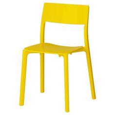 Ikea JANINGE,sandalye JANINGE sandalye, sarı 129t  Ürün Kodu: 602.460.80