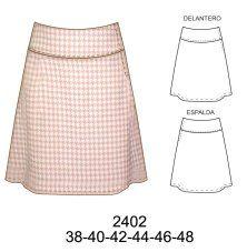 Faldas Kids Clothes Patterns, Clothing Patterns, Sewing Patterns, Model Rok, Chiffon Scarf, Flare Skirt, Refashion, Dressmaking, Diy Clothes