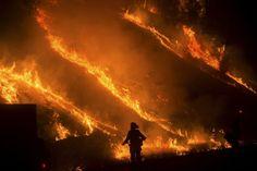 El gobernador Jerry Brown, declaró el estado de emergencia en los condados de Napa y Lake, tras los varios incendios registrados en el norte del estado