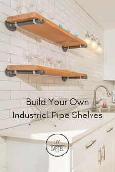 Industrial Pipe Hardware for your DIY Projects | DIY Cartel | Free Shipping | Industrial Grade Steel| Money Back Guarantee