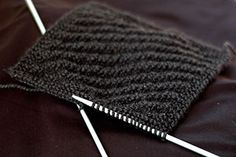 I didn't realize I already knew this pattern until I started. A good easy cloth to knit with Sugar and Cream yarn. 9/2012