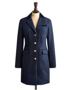 DUCHESS Womens Tweed Coat #joules #christmas #wishlist
