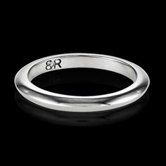 FOR HER - Tres wedding band. Available in white gold or platinum. Designed to match perfectly with the Tres engagement ring. Womens Wedding Bands, White Gold, Wedding Rings, Engagement Rings, Diamond, Jewelry, Rings For Engagement, Jewellery Making, Jewlery