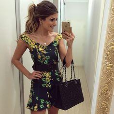{Today} Macaquinho @anahovastore  • #lookdodia #lookoftheday #ootd #selfie #blogtrendalert