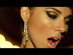 Christina Perri – Burning Gold (Official Video) Inspired Makeup Tutorial. Super talented Nikkie makeup artist!