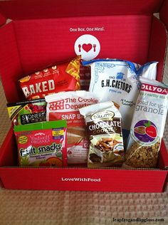 June 2014 Love with Food Review (and a FREE box for you!) - Leapfrog and Lipgloss #lovewithfood