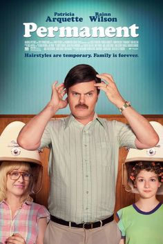 First Poster for Comedy 'Permanent' - Starring Rainn Wilson & Patricia Arquette Films Hd, Hd Movies, Movies To Watch, Patricia Arquette, Latest Hollywood Movies, Latest Movies, Kannada Movies Online, Site Pour Film, Movie 21