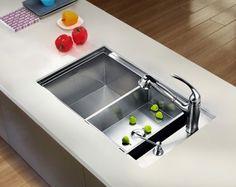 modern undermount kitchen sinks