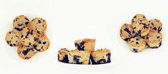 Muffins met chocolade en bosbessen – glutenvrij