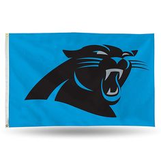 Football Fan Shop Banner Flag - Carolina Panthers