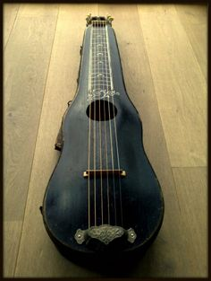 H. Geigenborn...these instruments are incredible ! I want!