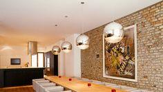 Roomers Loft in Frankfurt, Germany Interior Design