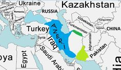 Butov Azerbaycan - Boyuk Azerbaycan - Boyuk Azerbaijan - Guney Azerbaijan Butov Azerbaycan - Azerbaijan map