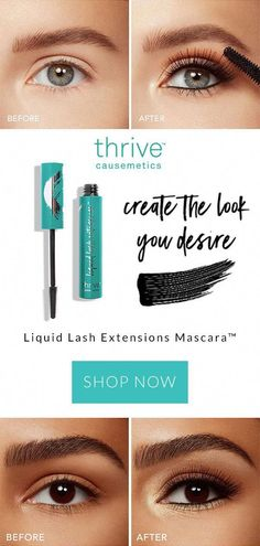 Get the coveted look of lash extensions with the ease of a mascara using our highly-anticipated Liquid Lash Extensions Mascara. Get the coveted look of lash extensions with the ease of a mascara using our highly-anticipated Liquid Lash Extensions Mascara. Mascara Tips, How To Apply Mascara, Benefit Mascara, Applying Mascara, Makeup Tips, Beauty Makeup, Eye Makeup, Makeup Ideas, Makeup Tutorials