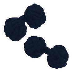 Knots, Fashion Brands, Crochet Necklace, Cufflinks, Navy Blue, Pairs, Silk, Amazon, Color