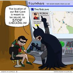 Funny pictures about Robin gets a smartphone. Oh, and cool pics about Robin gets a smartphone. Also, Robin gets a smartphone. Nightwing, Batgirl, Catwoman, Batman Robin, Batman Vs, Batman Batcave, Superman, Batman Superhero, Robin Dc