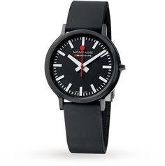 Mondaine 41mm Watch