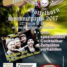 30 #Jahre Motorradfreunde #Goettelborn #Event  #Am #Samstag, #den 22.07.2017 #Feiern #die Motorradfreunde #Goettelborn bereits #das 3 #volle Jahrzehnt Ihres Bestehens. #Wer Ihnen #zum 30 #Geburtstag gratulieren #moechte #kann #das #ab 15:00 #Uhr #auf #dem #Sportplatz #in #Goettelborn #machen, #da #man #wenn #man #feiert #auch #was #gutes #Essen #muss #kommt #das #Essen #von #uns, #wir http://saar.city/?p=68344