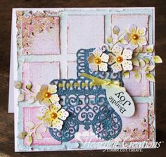 Heartfelt Creations | Bundle Of Joy Pink And Blue