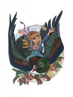 Kereru Puriri by Debbie Tipuna - Art Prints New Zealand Wall Art For Sale, Spring Collection, New Zealand, Art Prints, Artist, Animals, Maori, Art Impressions, Animales