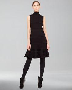 Akris punto - Stretch Jersey Dress, Black