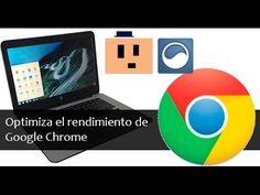 Optimiza el rendimiento de Google Chrome | Princippia, Innovación Educativa