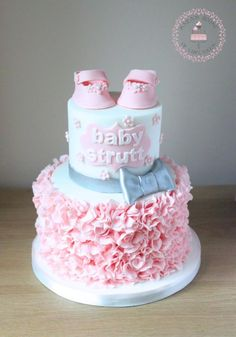 baby shower  by Sara's House of Cupcakes