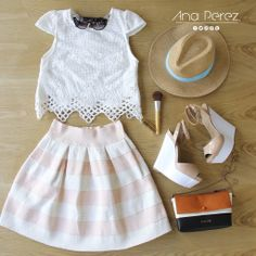 otro  outfit  fantástico!!! <3 super bueaty <3 LO AME!!! <3 LIKE si te gusta ;)  #friday #beauty #outfit #StreetStyle #itgirl #fresco #trendy #summer #shop #love