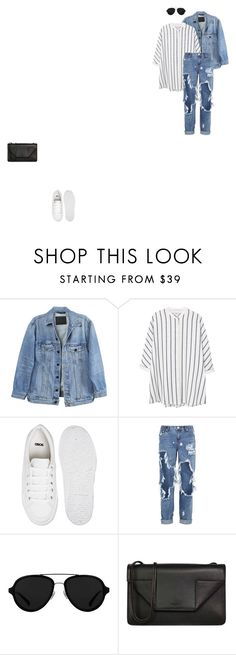 """""""195"""" by mghv on Polyvore featuring moda, Y/Project, MANGO, ASOS, One Teaspoon, 3.1 Phillip Lim i Yves Saint Laurent"""