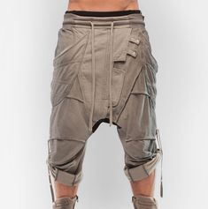 Demobaza-Men's Pants Baggy Sati : Ceiba SF Adjustable Legs, Trousers, Pants, Men, Shopping, Trouser Pants, Trouser Pants, Women's Pants, Guys