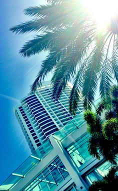 A must visit! Fontainebleau South Beach, Miami.