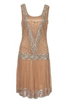 Frock and Frill - Gatsby dress