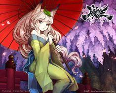 Yuzuruha Promo Art - Muramasa: The Demon Blade