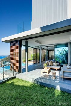 Head Road 1816 by SAOTA | HomeDSGN, a daily source for inspiration and fresh ideas on interior design and home decoration.