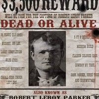 "B. Cassidy ""Wanted"" Poster #phototopainting #photoshop #imageeffect #imagefx #designtemplate  #templates #creative #illustration #photoeffect #phototopainting #photoshop #imageeffect #imagefx #designtemplate  #templates #creative #illustration #photoeffect #wanted #western #oldposter #westernposter #deadoralive #flyerdesigns #posterdesigns #postertemplates #hipster #chalkboard"