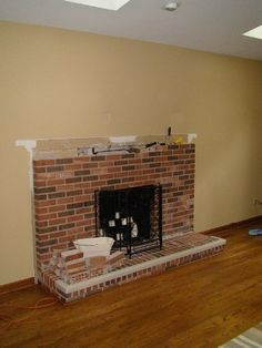 Fireplace Remodel - Ongoing - Project Showcase - DIY Chatroom - DIY Home Improvement Forum