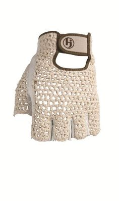 HJ Glove's Original Half Finger golf glove is constructed of hand-knit cotton. This cotton crocheted material provides maximum ventilation and excellent fit. The unique open-finger design is excellent for warm weather. Crazy Golf, Fingers Design, News Boy Hat, Golf Accessories, Mens Gloves, Golf Fashion, Cotton Crochet, Ladies Golf, Women Golf