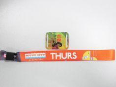 fabric rfid chip wristband smart tag. #fabricwristband #rfidwristband #smartwristband Material: pvc for nfc tags; woven fabric bands.  Dimension: 36*25mm for tags; 350*15mm for fabric bands or by your demand. Available chip:  -LF(125KHz): TK4100, EM4200, ATA5577, etc.  -HF(13.56MHz): NXP Ntag213, Mifare S50, NXP Ultralight, NXP Ultralight C, NXP EV1 desfire, Broadcom Topaz 512 etc.