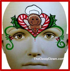 Winter Ideas, Xmas Ideas, Face Painting Designs, Body Painting, Christmas Design, Christmas Holidays, Henna Paint, Christmas Face Painting, Church Activities