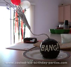 THIS will be Cole's Birthday cake!