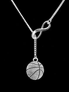Baloncesto deportes mamá regalo infinito lazo Y por HeavenlyCharmed