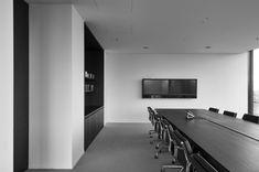 Waterland office by Belgian architect Vincent van Duysen.